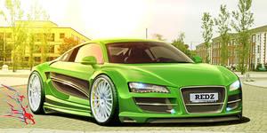 Audi R8 by REDZ166