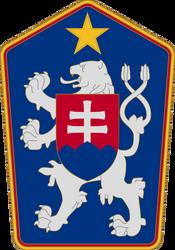 Czechoslovakia Coat of Arms by FederalRepublic