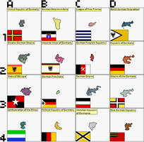 Sixteen Germanies by FederalRepublic