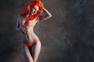 Electric Orange By Pixielovesyou-d5sd5y6 by niklasluh