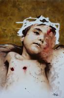 Palestine is bleeding by STiX2000