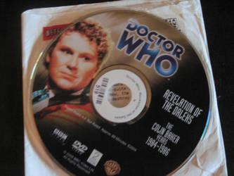 Doctor Who Revelation Of The Daleks 1985 DVD by EspioArtwork