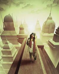 Wandering through a dreamscape by yeraymuaddib