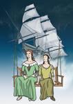 Neil Gaiman's A Calendar of Tales: March by yeraymuaddib