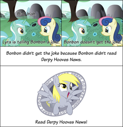 Read Derpy Hooves News by sdknex
