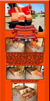 Orange Star Md Tank Assembly Process by d-slim