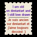 I'm Old on Deviantart by Oz255
