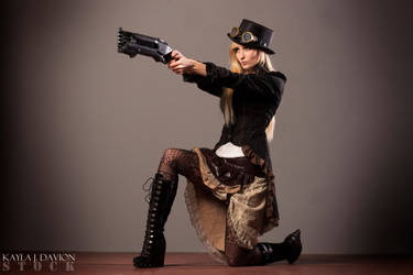 Steampunk Stock II by KaylaDavion