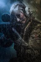 Combat by KaylaDavion
