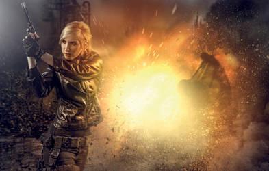 Explosion by KaylaDavion