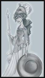 Athena by HeartsmACkIngBOOMboX