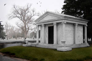 Mausoleum Background by Stock-by-Kai