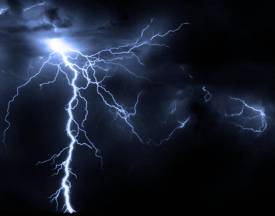 Lightning Original by Stock-by-Kai