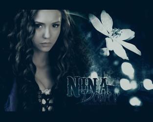 Nina wallpaper by Baira