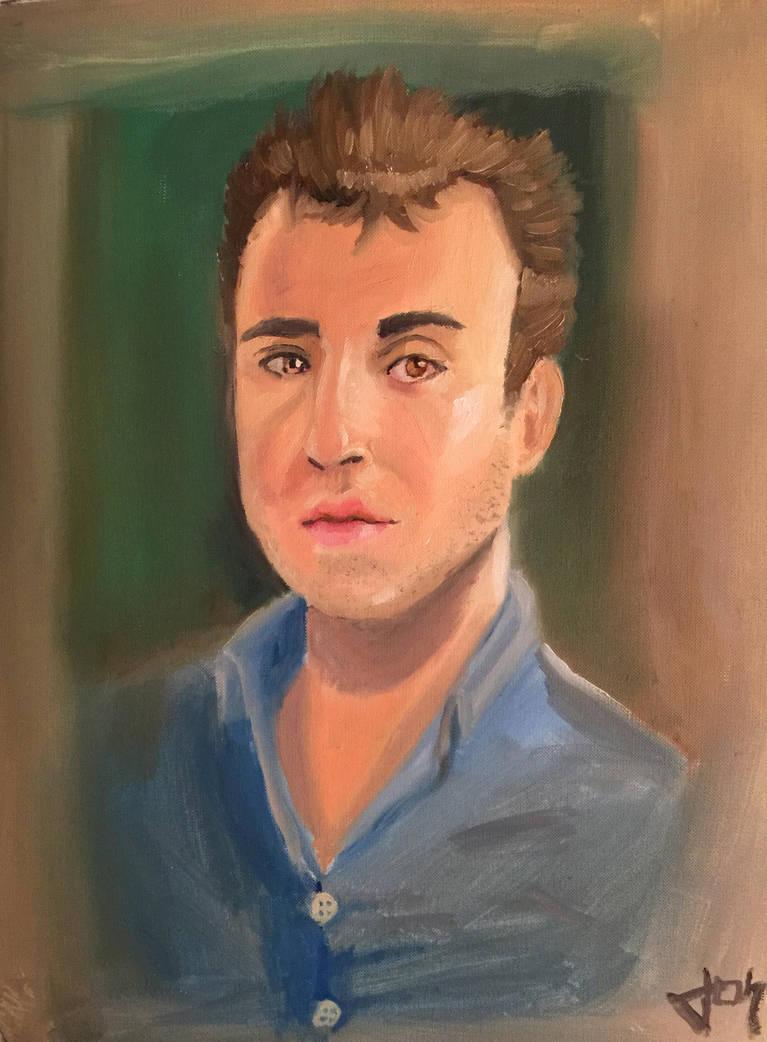 Self Portrait by j--o--h