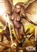Angel by Mineworker