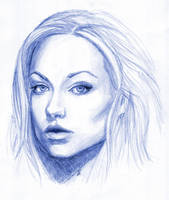 Olivia Wilde - Portrait by Dinoforce