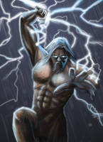 Thor - Norse God of Thunder by Dinoforce
