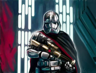 Chrome Stormtrooper by Dinoforce