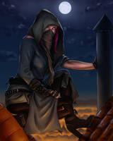 Hidden Dagger by Dinoforce