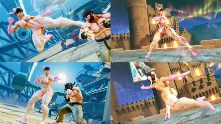 Chun-li Mod: Moving On by gatoradepanda