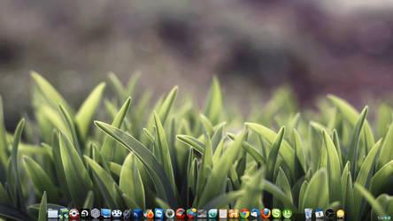 Desktop June by Purpler