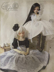 .sometimes we  are just dolls. by haitsu