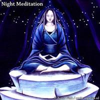 night meditation by EerinVink