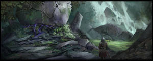 Forest of the Forgotten by Concept-Cube