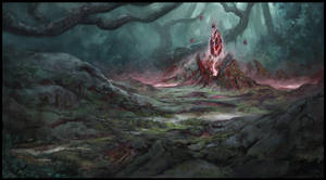 The Bloodstone Shard by Concept-Cube
