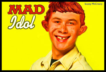 MAD McCREERY by Plink1976