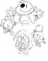 The Nutcracker by SilentCartoonist