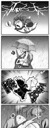 A little CU comic by SilentCartoonist