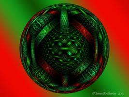 Christmas Bauble by jim88bro