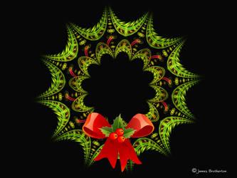 Wreath For Christmas by jim88bro
