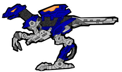 Zoids::Unenlagia by ShadowZenith