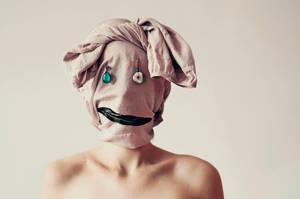 smiling monster by LauraZalenga