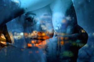 behind your window by LauraZalenga