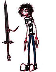 reaper's son by BlueTwin