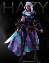 Hazy: Fate or Destiny - Takari by Aths-Art