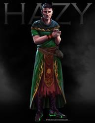 Hazy: Fate or Destiny - Mathias by Aths-Art