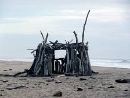 Beach Architecture 2 by FigureStock