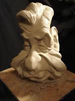 Caricature Sculpture by CrimsonArts