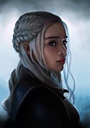 Daenerys by vnbenedicto