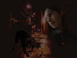 Black Dog, mythology by rebel1717
