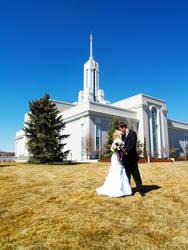 Temple Wedding by beccaecka