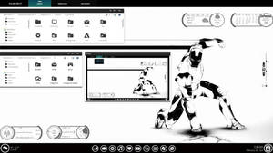 iron man desktop   26.02.2012 by DocBerlin77