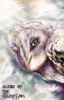 Guardian angel by ghostwolfen