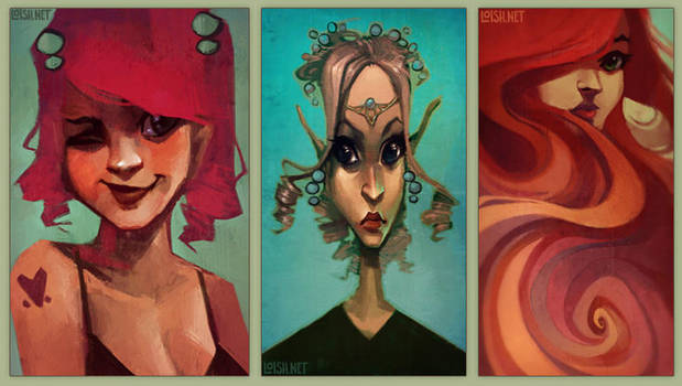 remakes by loish