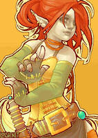 elfie by loish